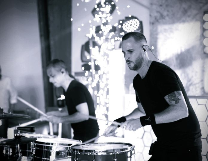 Drums and play