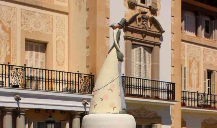 Tarta de boda rosas
