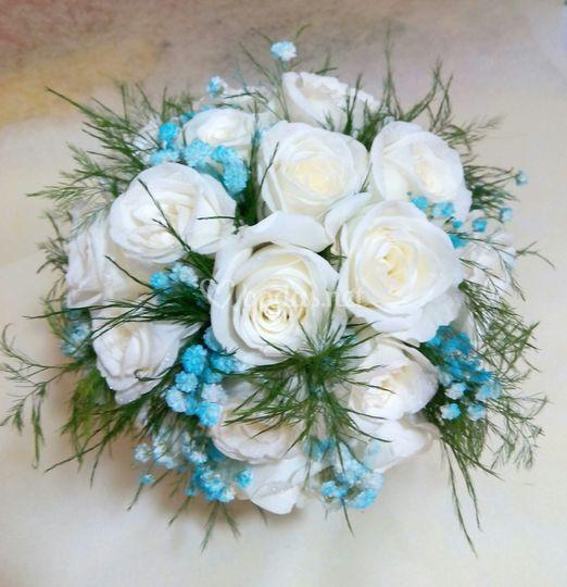 Ramo bouquet de rosas