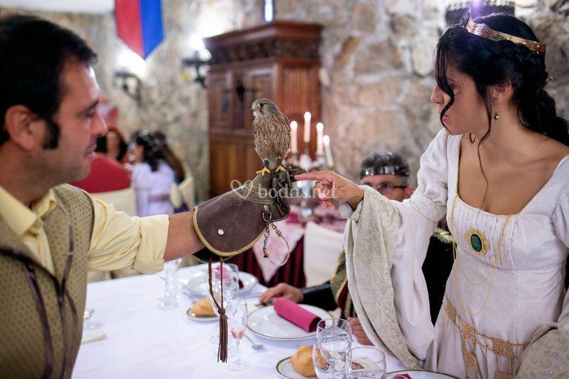 Bodas medievales
