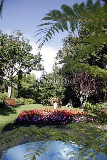 Jardín fotográfico