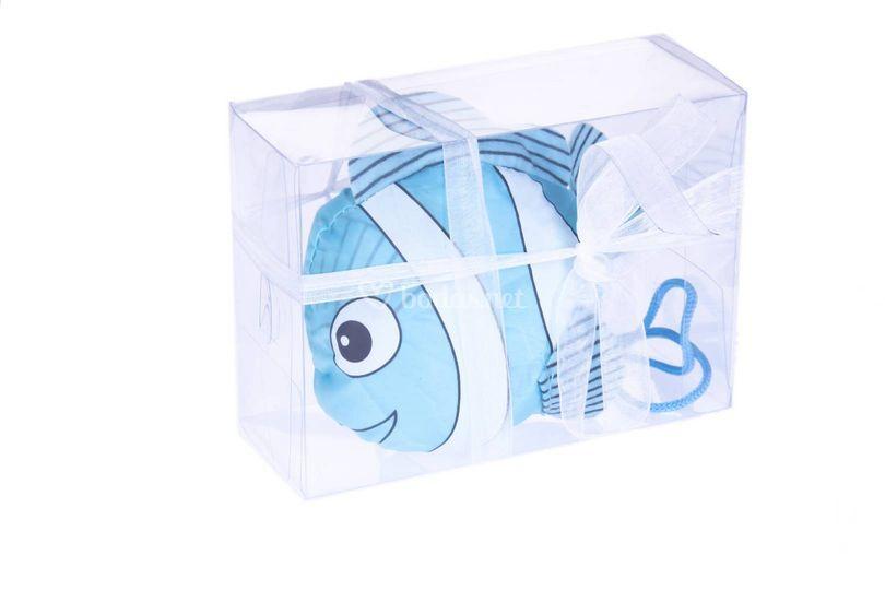 Bolsa con forma de pez