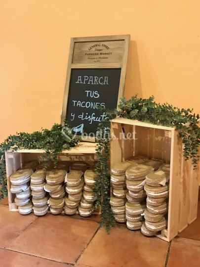 Rincón de alpargatas