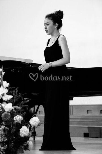 Canto y piano