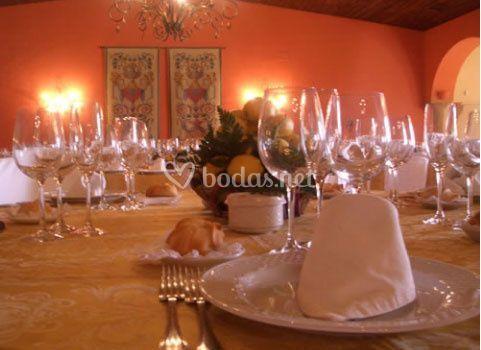 Celebración de Banquetes