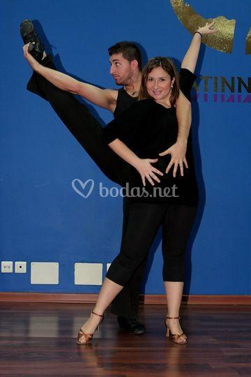 Bailar en latinnova