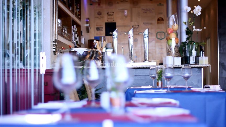 Canto del Agua Restaurante