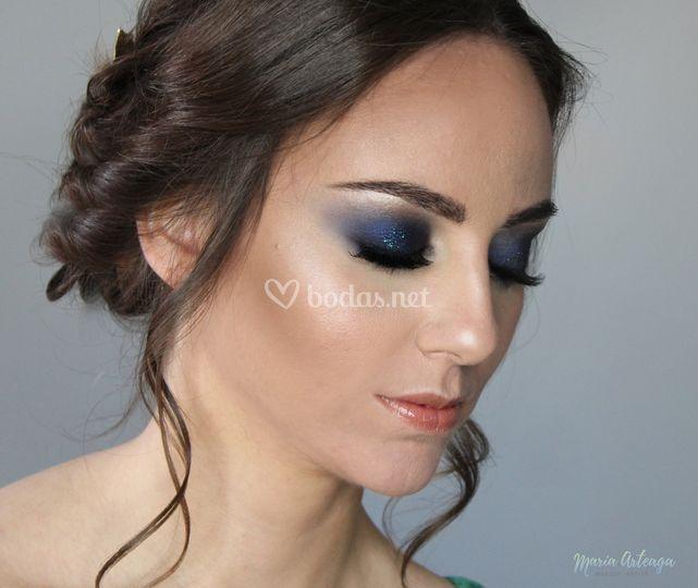 María Arteaga Make Up