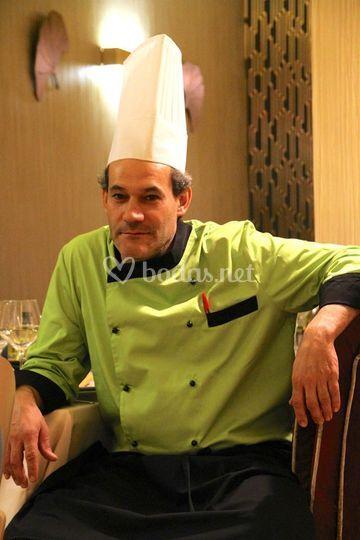 Las estaciones de juan for Jefe de cocina alicante