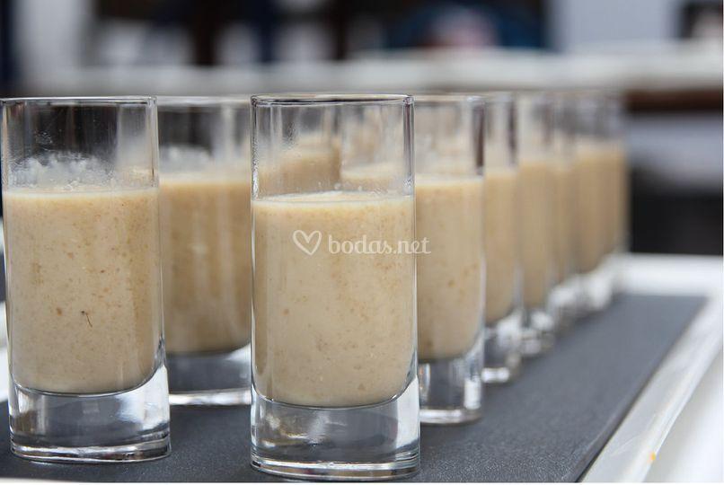 Catering casa vallecas for Vasos de coctel