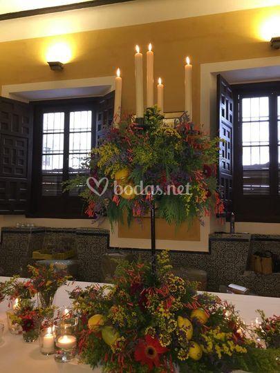 Casa de bucarelli for Academy salon santa clara