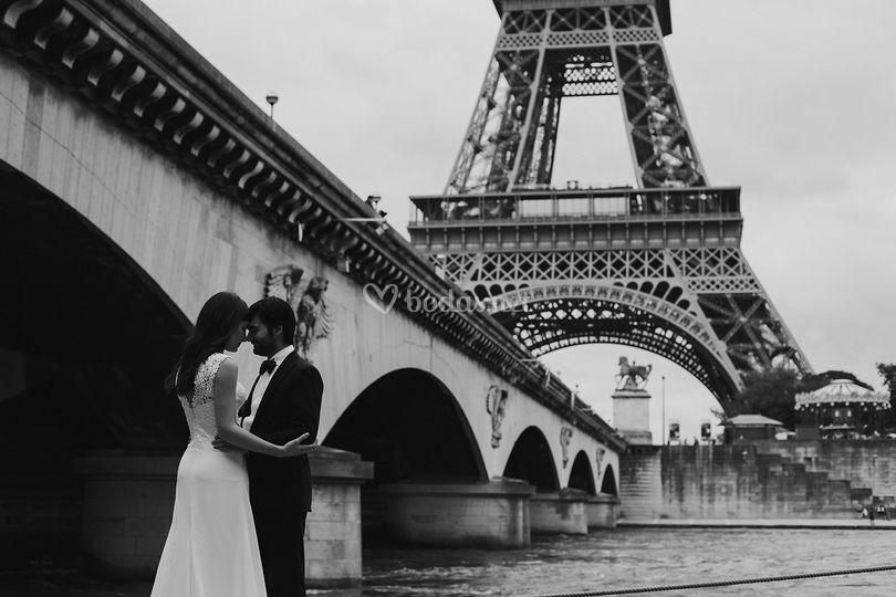 Postboda París