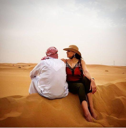 Desierto de Dubai