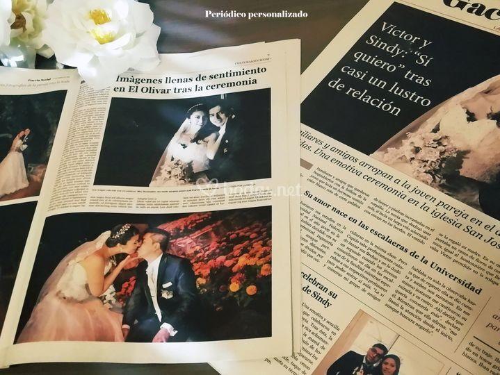 Periódico Personalizado
