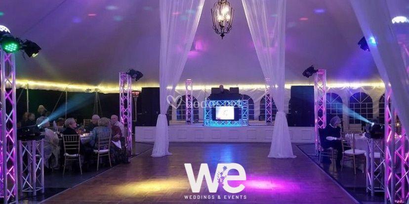 We weddings events
