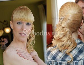 Maquillaje / Peinado novia