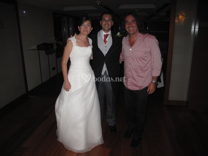 Boda Blanca y Manuel - H. ARS - 29-07-2011