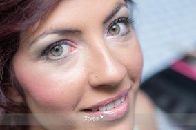 María Morales Maquilladora