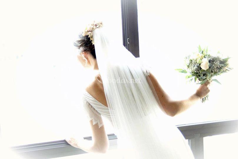 Velo de la novia