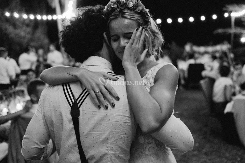 Momentos emotivos