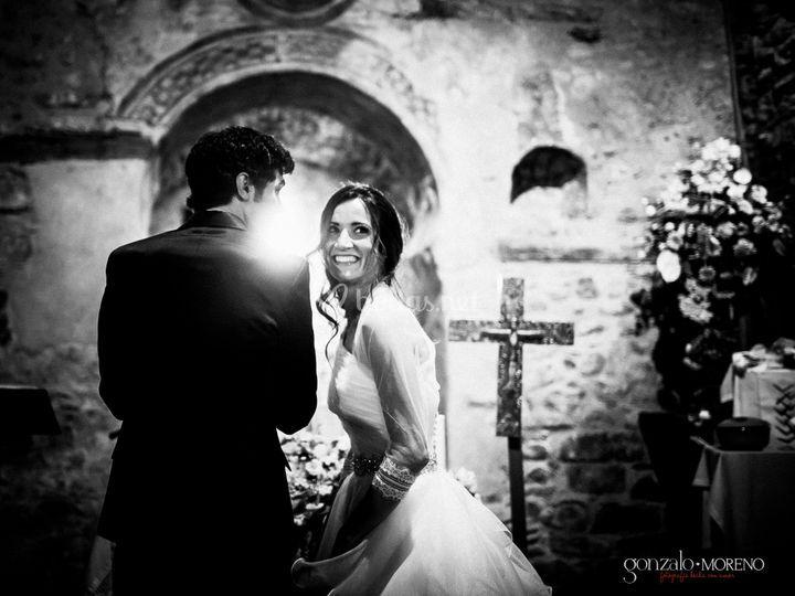 Felicidad recién casados
