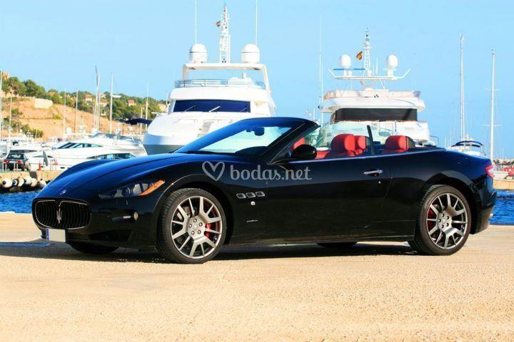 Maserati gran cabrio mallorca