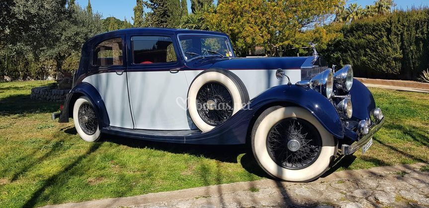 Rolls Royce 2530