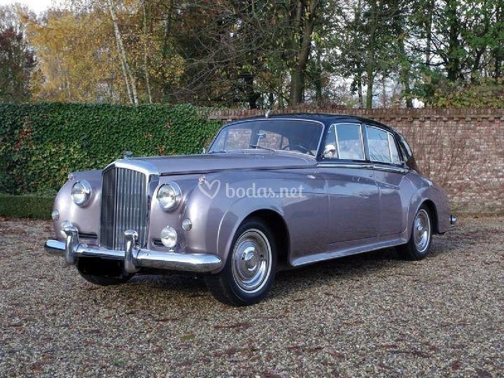 Bentley s-2 1960