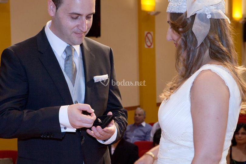 Dame el anillo