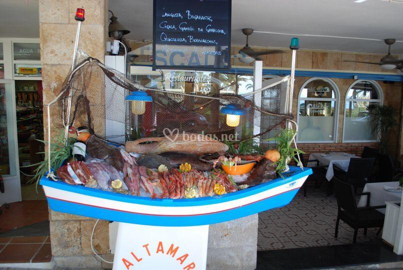 Restaurante Altamar Terraza