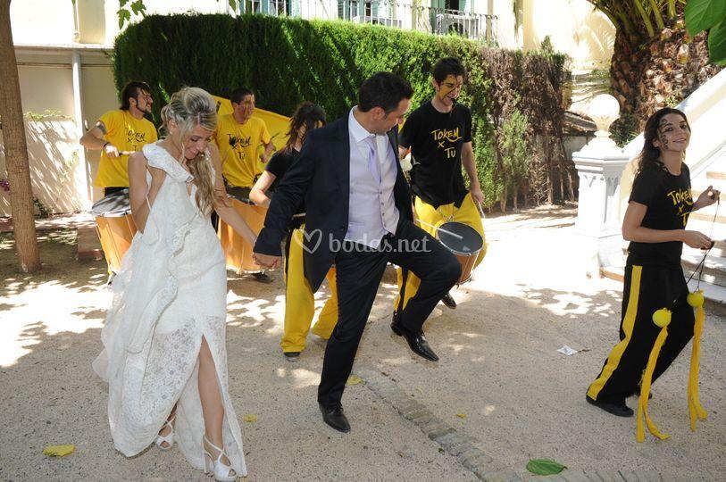 ¡De boda!