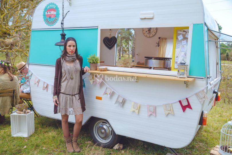 La Petite Roulotte Food Truck