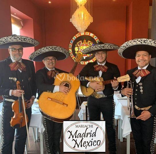 Mariachi Madrid México