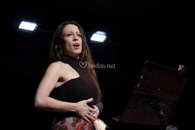 Susana Gudín Soprano