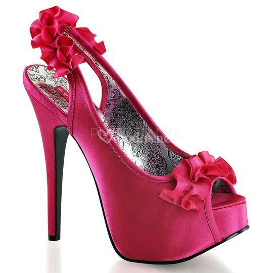 Zapatos Pleaser