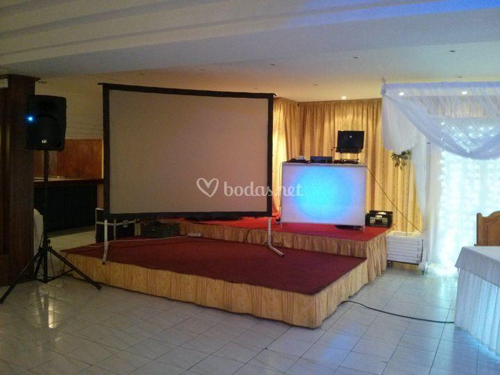 Servicio audiovisual completo