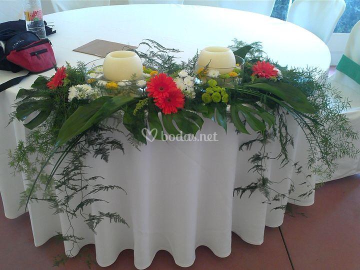 Flores para eventosw