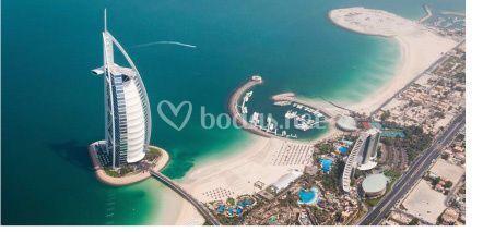 Lujo desde lo mas alto: Dubai