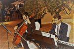 Dúo de violonchelo y piano