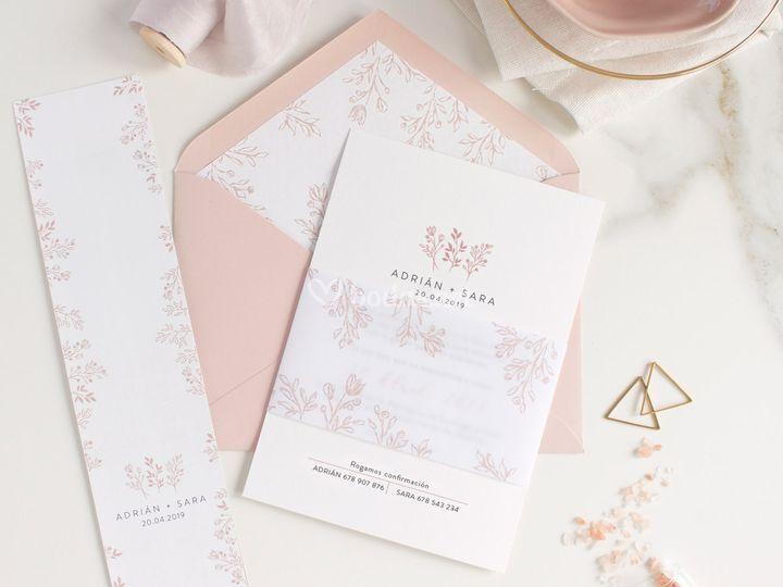 Invitación -Soft