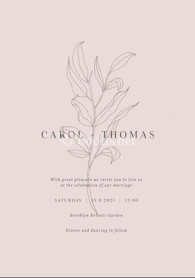 Carol y Thomas