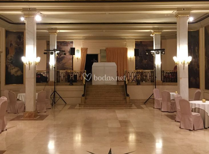 Hotel palace bcn (antic ritz)
