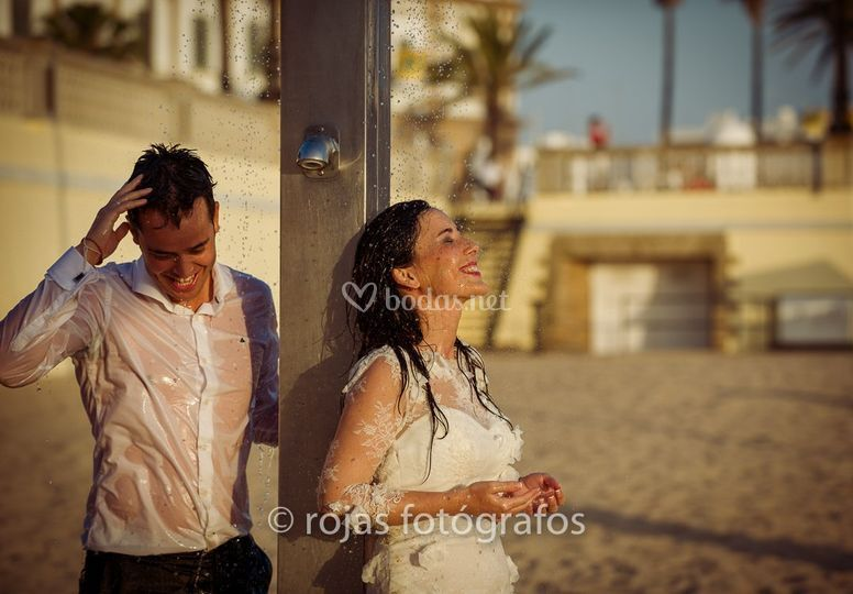 Jose Manuel y Jessica