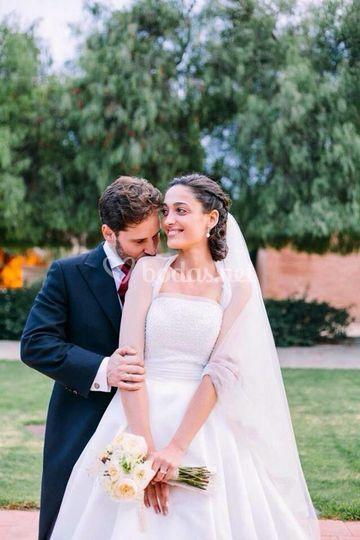 ¡Recién casados!