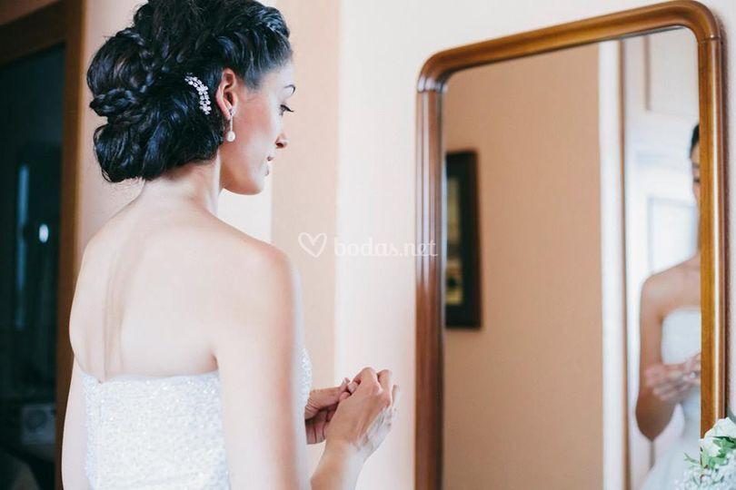 Recogido de novia