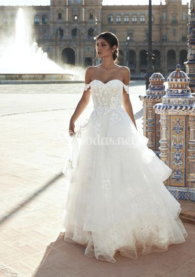 Carrasco, Marchesa for Pronovias