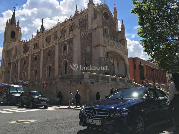 Coche de Boda Madrid