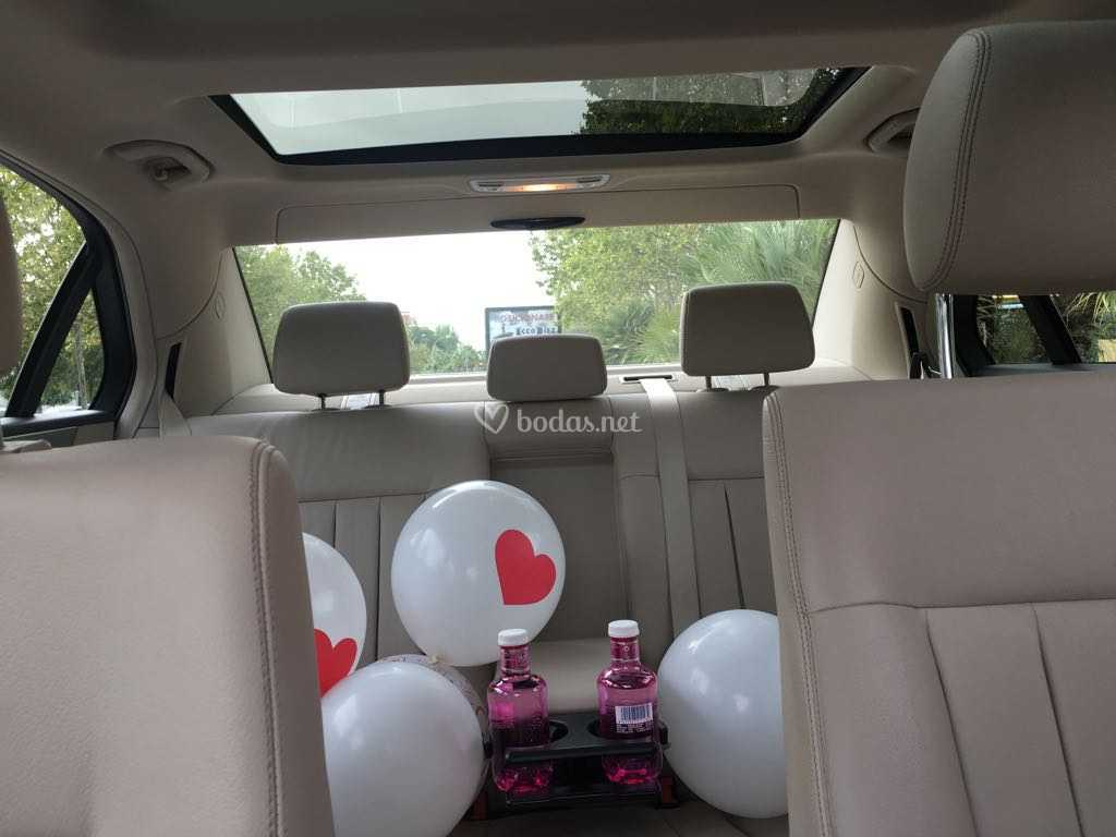 Con globos