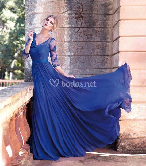 Vestido de Madrina largo