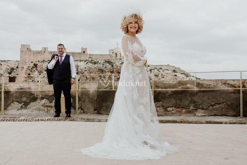 Mini sesión de casados